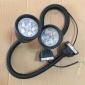 昊旭 LED分散片軟管工作燈 開關磁長臂萬向照明燈 任意彎曲方鐵座照明燈24V220V36V110V