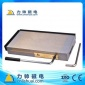 供應 250*600精密平面磨床細目磁盤 平面矩形強力永磁吸盤